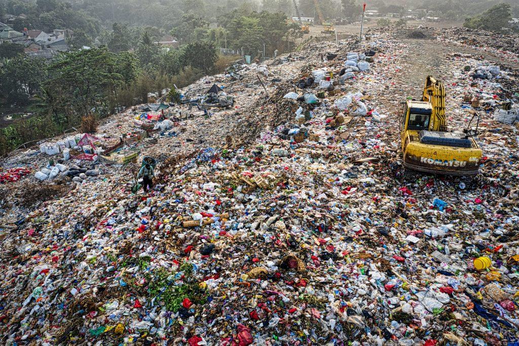 Agieren beim Müll